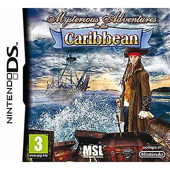 Mystiska äventyr i Karibien (Nintendo DS)-nya