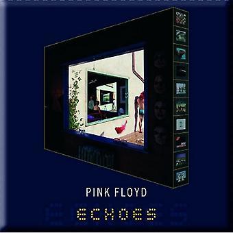 Pink Floyd Kühlschrank Magnet Echos neue offizielle 76 x 76 mm