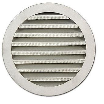 ADG kör alakú szellőző rács időjárásvédő hűtőrács