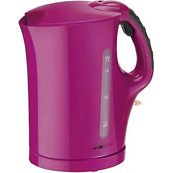 Clatronic WK 3445 Kettle cordless Blackberry