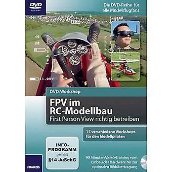 Franzis Verlag FPV im RC-Modellbau 978-3-645-65122-6