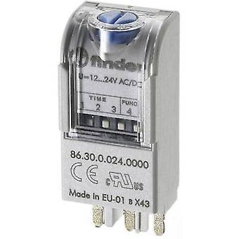 N/A מוצא 86.30.0.024.0000 12-24 V DC/AC Finder 86.30.0.024.0000 12-24 V DC/AC