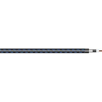Sommer Cable 300-0112 Instrument lead 1 x 0.50 mm² Black, Blue Sold per metre