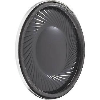 Visaton 2909 Mini kaiutin melupäästöjä: 75 desibelin 1 W 1 PCs()