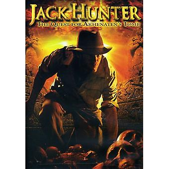 Jack Hunter: The Quest for a [DVD] USA import