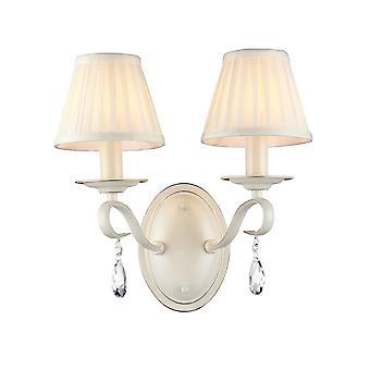 Maytoni verlichting Brionia elegante Schans, crème goud