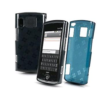 5 Pack -Sprint Silicone Gel Skin Case for Sanyo Zio - Charcoal/Teal