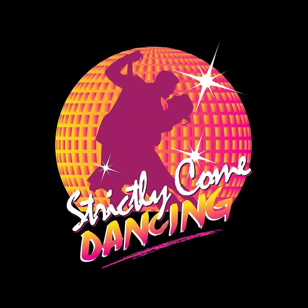 Strictly Come Dancing espejo color bola Varsity chaqueta de