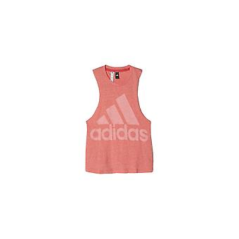 Adidas Logo Sleeveless AZ3065   women t-shirt