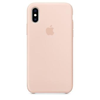 Apple iPhone Etui de XS - sable rose