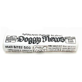Classic Squeaky Newspaper Dog Toy