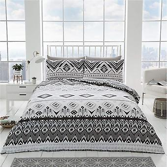 Dakota Native American Indian Style Duvet Cover Set