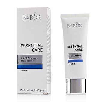 Babor Essential Care Bb Cream Spf 20 (for Dry Skin) - # 01 Light - 50ml/1.7oz
