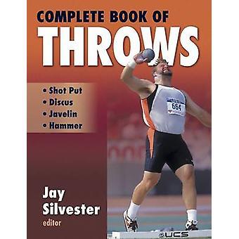 Remplir le livre de lancers par Jay Silvester - livre 9780736041140
