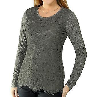 In Wear Top C51242005 Grey