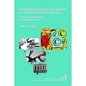 Copyright frågor och svar för Information proffs - från t