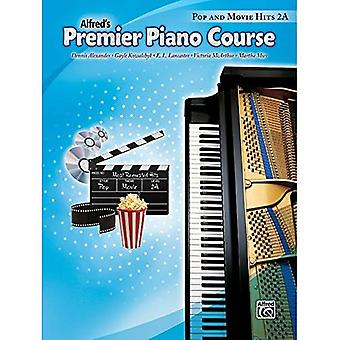 Premier Piano kurs Pop och Movie Hits, Bk 2a