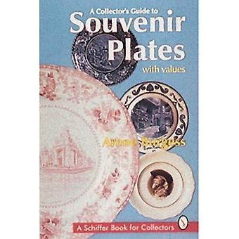 COLLECTORS GUIDE TO SOUVENIR PLATES