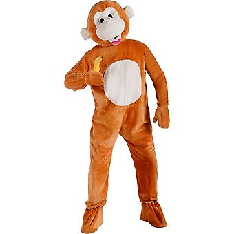 Sweet Monkey Adult Costume