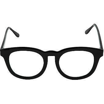 BCG czarny jasne okulary