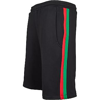 Urban classics mens Sweatshorts stripe