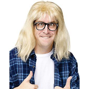 شعر مستعار/نظارات للجار غارث