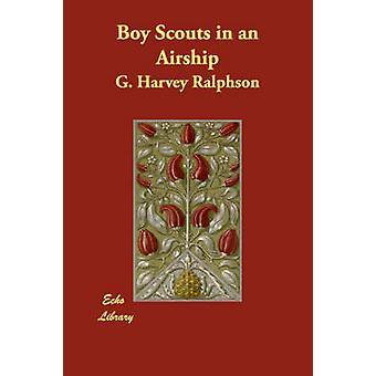 Spejdere i et luftskib af Ralphson & G. Harvey