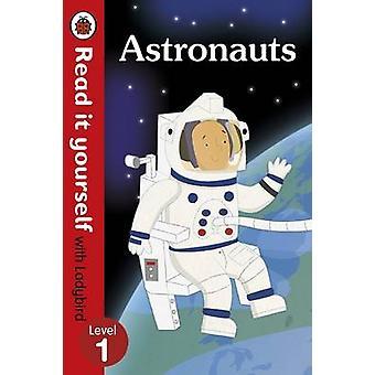 Astronautit-Lue itse Ladybird-tasolla 1-9780723295044