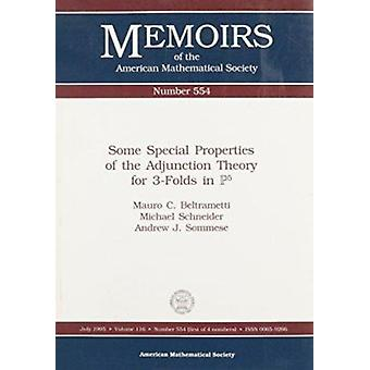 Some Special Properties of The Adjunction Theory for $3$-Folds In $\\