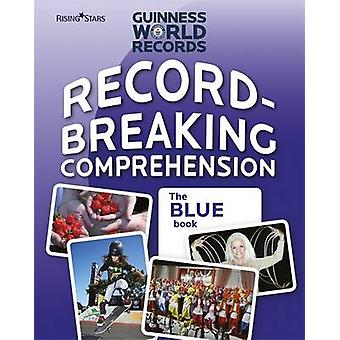 Record Breaking Comprehension Blue Book by Guinness World Records - 9