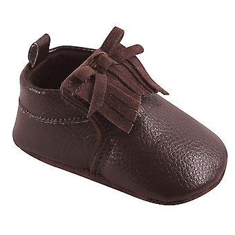 Hudson Baby Moccasin Booties