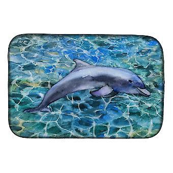 Carolines Schätze BB5339DDM Dolphin Dish Trocknung Matte