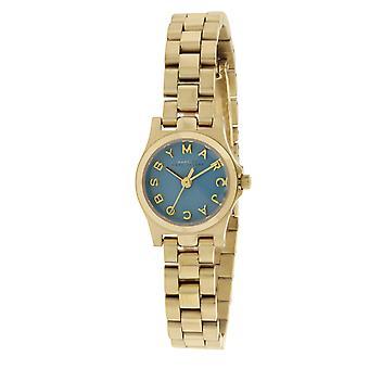 Marc od Marc Jacobs Henry Mini zlatý-Tone dámský hodinky MBM3310