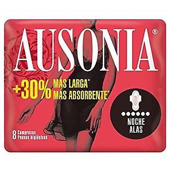 Ausonia Night Pads with Wings 8 Units