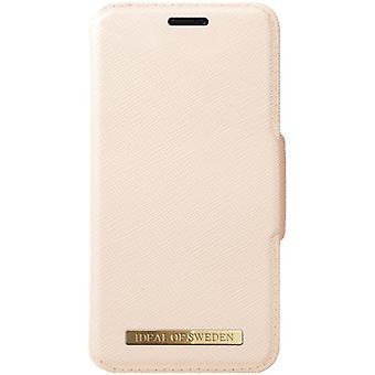 iDeal Of Sweden iPhone XR Fashion Wallet - Beige