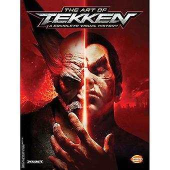 De kunst van Tekken: een complete visuele geschiedenis HC