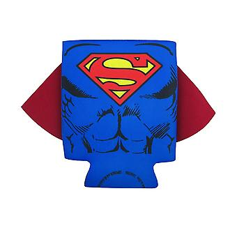 Superman Caped Lattina e Bottiglia Cooler