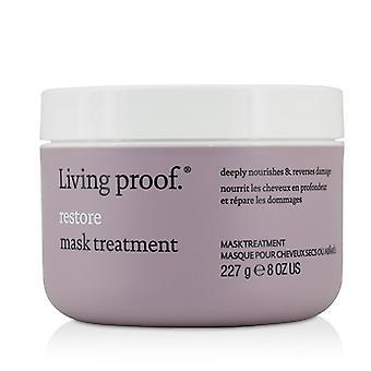 Living Proof Restore Mask Treatment (Deeply Nourishes & Reverses Damage) 227g/8oz