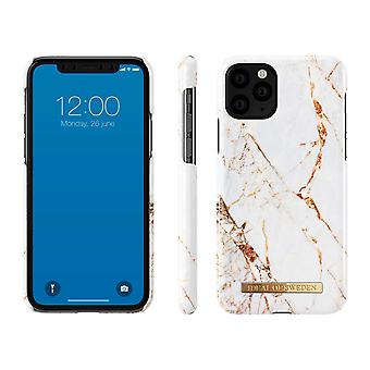 iDeal Of Sweden iPhone 11 Pro/X/XS Marble Shell-Carrara Gold iDeal Of Sweden iPhone 11 Pro/X/XS Marble Shell-Carrara Gold