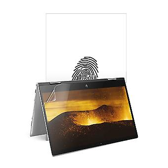 Celicious Vivid Plus Mild Anti-Glare Screen Protector Film Compatible with HP Envy x360 15 BP006NA [Pack of 2]