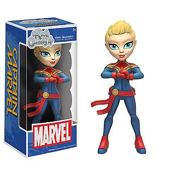 Captain Marvel Rock Candy