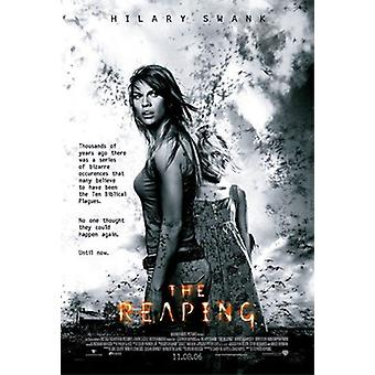 The Reaping (Double Sided Regular) Original Kino Poster