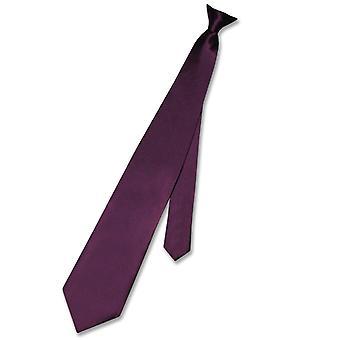 Biagio svorka-on necktie pevná muži ' s krční kravatou