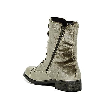 Report Womens Huey Fabric Closed Toe Mid-Calf Fashion Boots