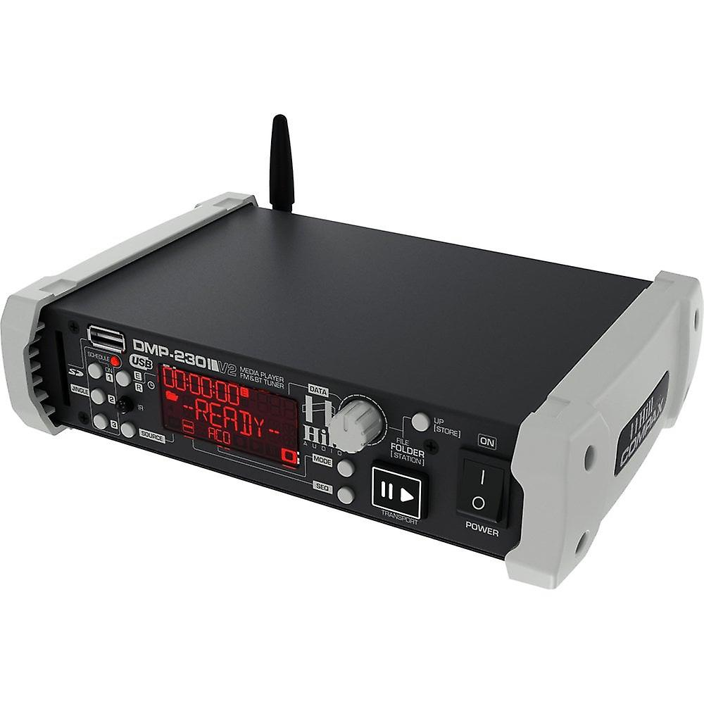 Hill Audio Dmp-230v2b Lettore multimediale