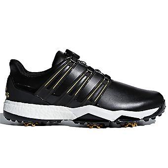 adidas Golf Herren Powerband Boa Boost WD Schuhe