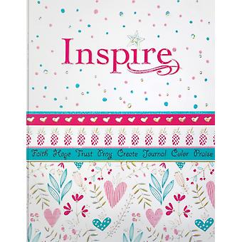 Inspire Bible for Girls NLT par Notes by Carolyn Larsen and Created by Tyndale Inspire Bible for Girls NLT by Notes by Carolyn Larsen and Created by Tyndale Inspire Bible for Girls NLT by Notes by Carolyn Larsen and Created by Tyndale