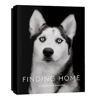 Finding Home Notecards von Fotograf Traer Scott