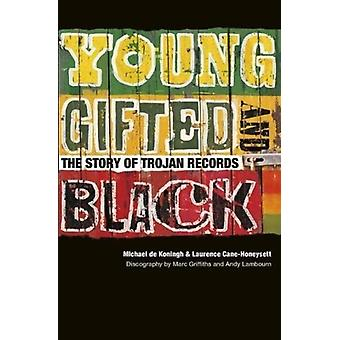 Young Gifted  Black by Michael DeKoningh