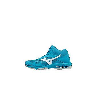 Mizuno Wave Bolzen 7 Mitte V1GA186598 Universal alle Jahr Männer Schuhe